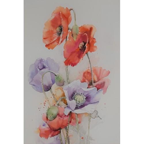 "Lidija Marčenkienė ""Gėlės""..."