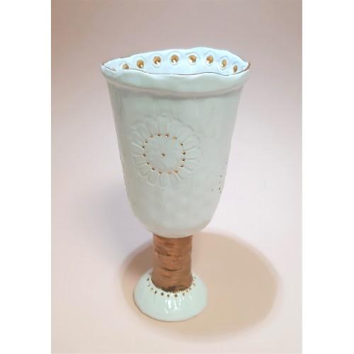 Porcelianinė taurė