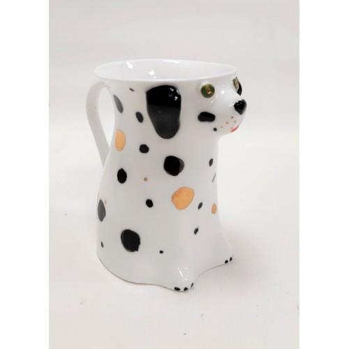 Porcelianinis puodelis...